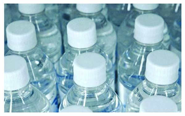 Bottled water of 5 brands found unsafe
