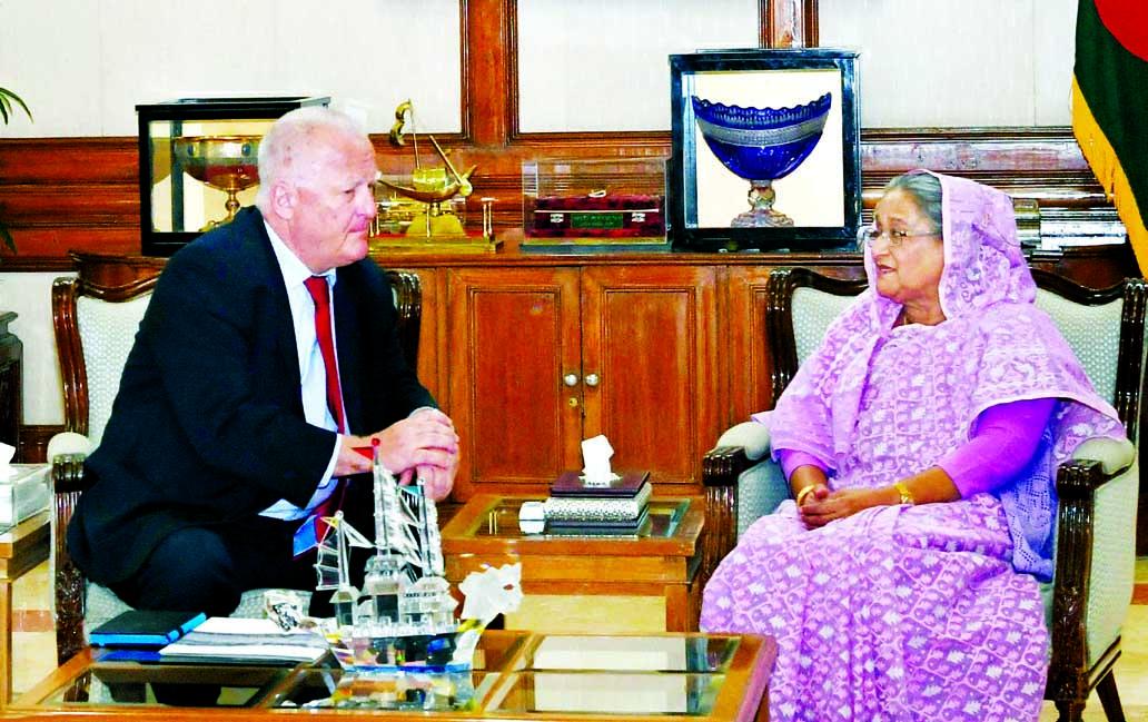 Democracy & dev to go together in Bangladesh