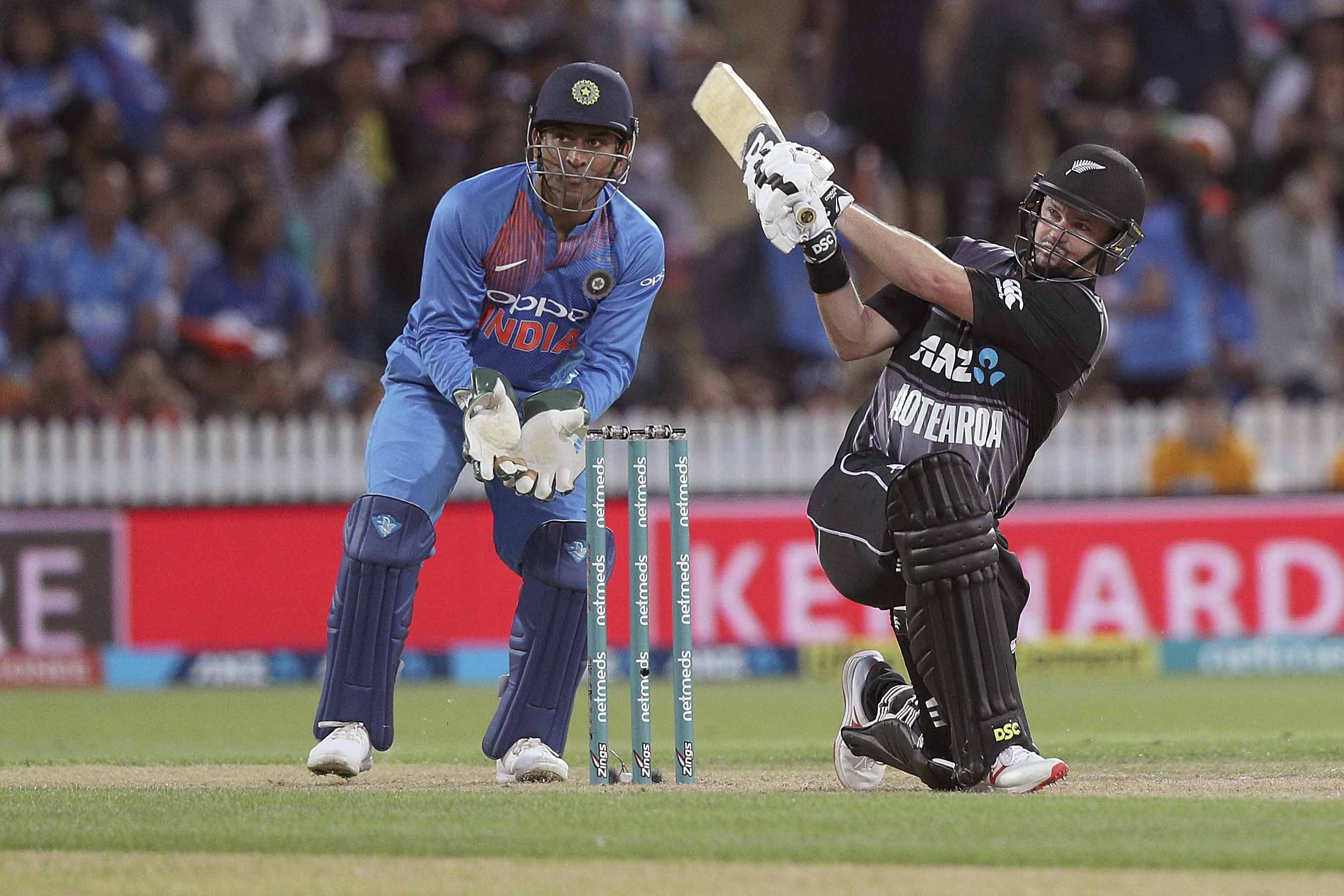 Colin Munro, butterfingers cost India the series