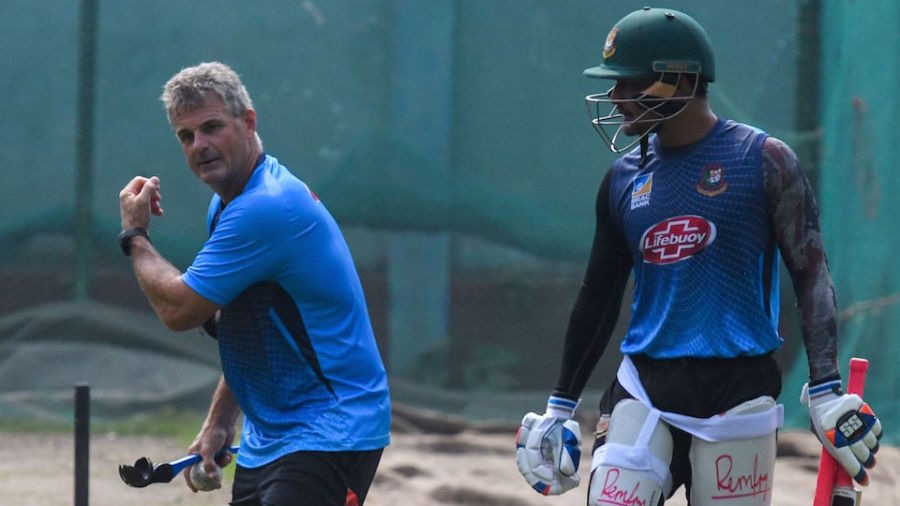 Bangladesh like 'underdog' tag against Black Caps: Coach
