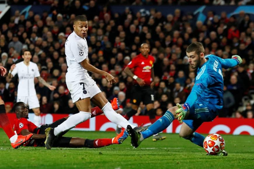 PSG inflict Solskjaer's 1st United loss