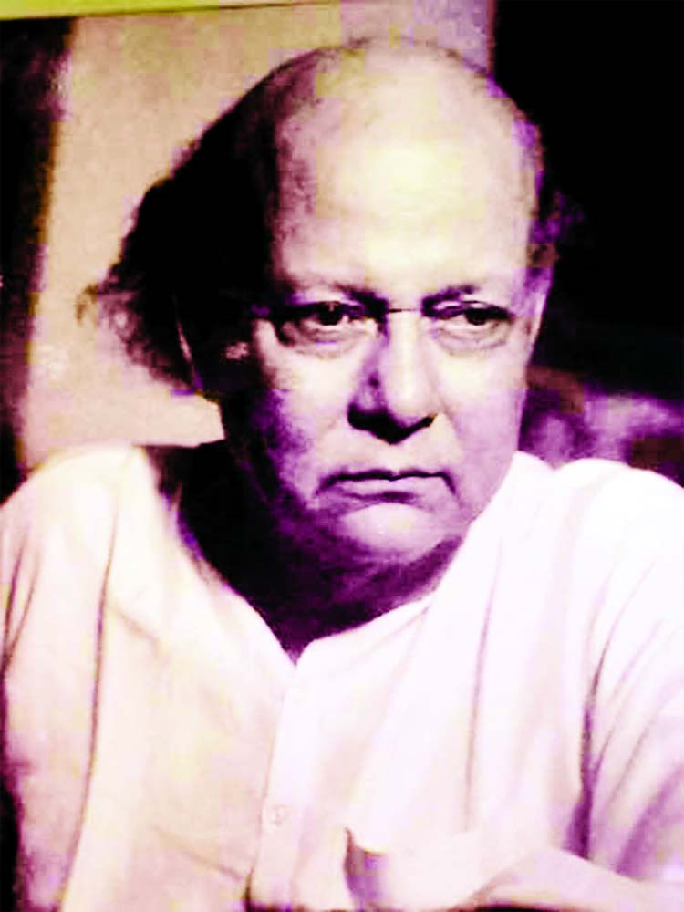 Novelist Syed Muztaba Ali