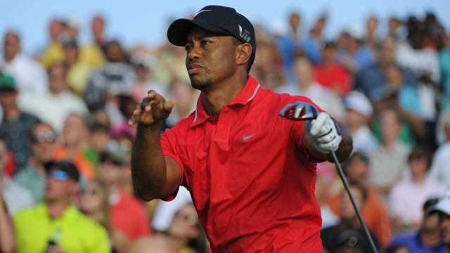 Woods says travel concerns led him to skip Saudi event