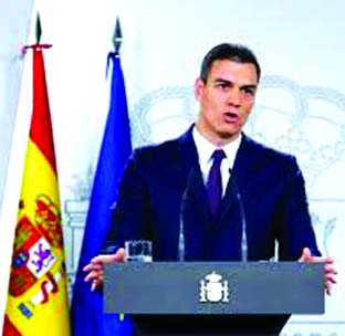 Political deadlock beckons as Spain\'s PM calls April election