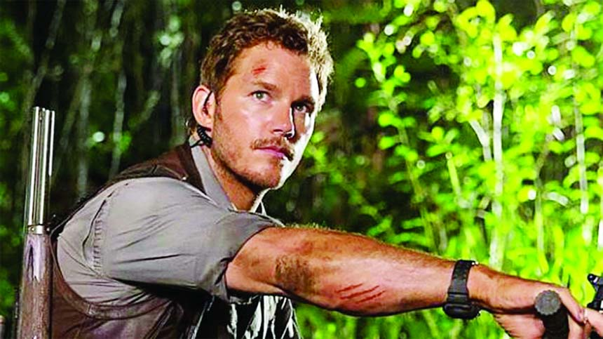 Chris Pratt in talks to star in Ghost Draft