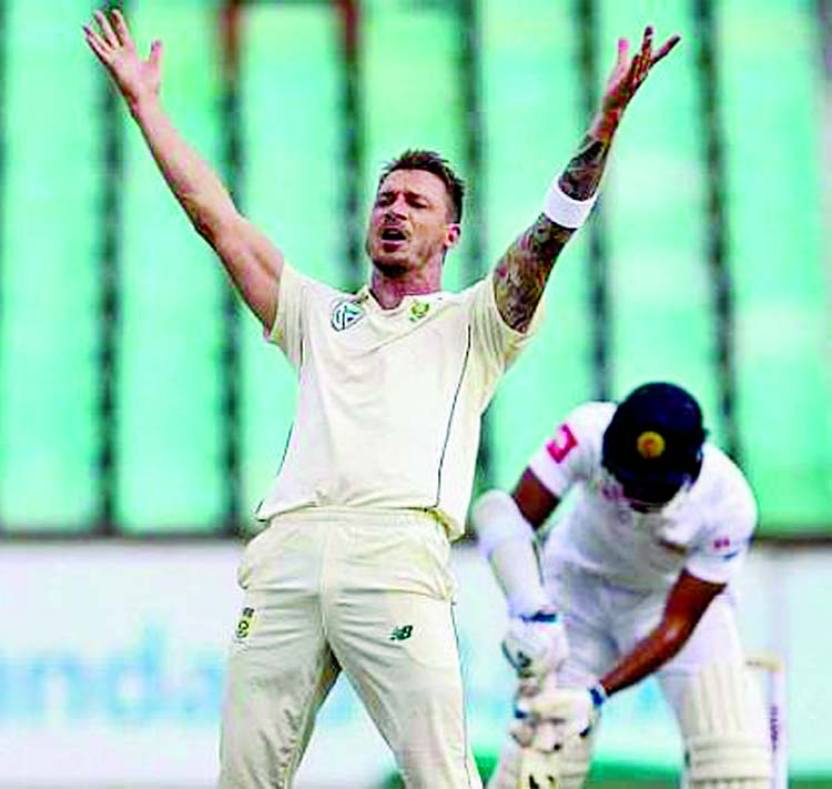 Feels like it`s a blessing to just be playing again: Steyn