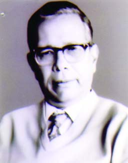 Death anniv of Motahar Hossain Siddiqui today