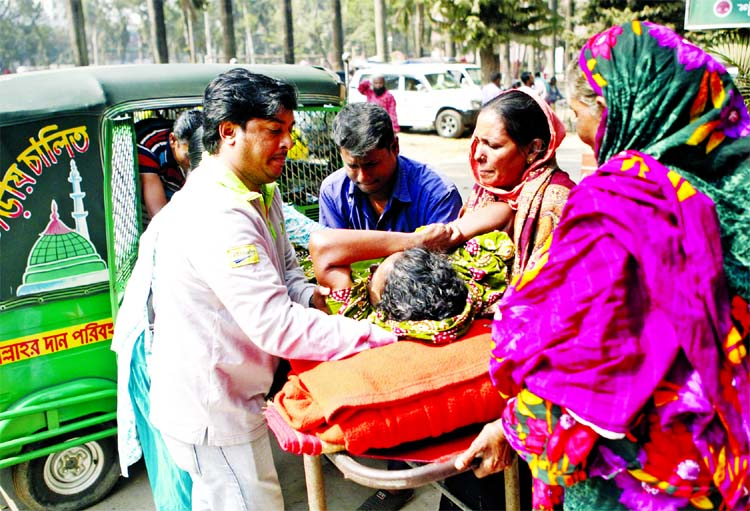 Suhrawardy hospital resumes its treatment