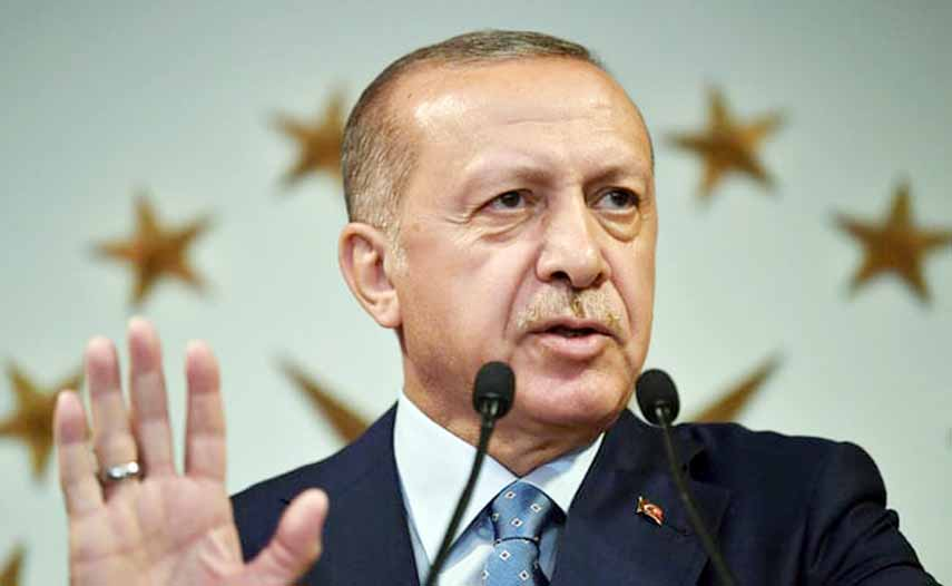 Turkey has not revealed all about Khashoggi killing : Erdogan