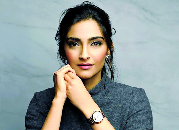 Why Sonam Kapoor changed her name on social media?