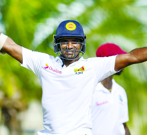 Sri Lanka sensation Perera hailed for Test-winning heroics