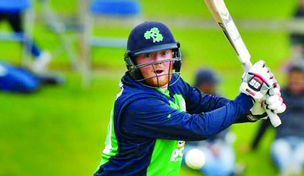 Poynter slams last-ball six to help Ireland clinch thriller against Netherlands