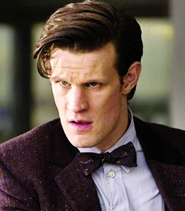 Matt Smith defends playing a gay character in Mapplethorpe