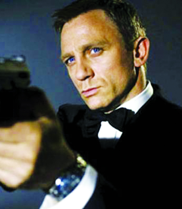 Bond 25 delayed again