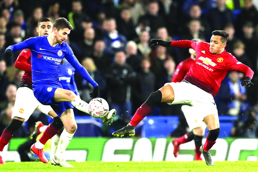 Man United defeat Chelsea, advance to FA Cup quarterfinals
