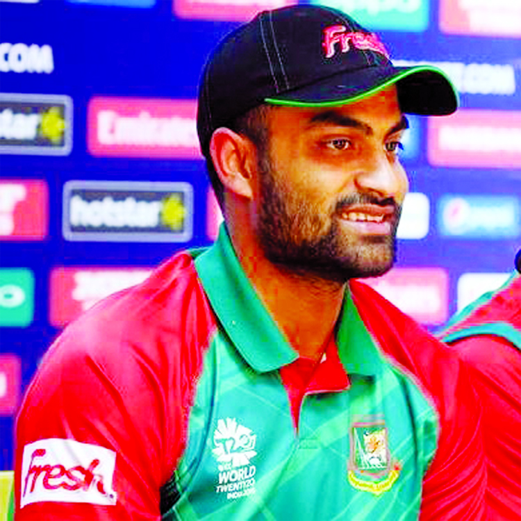 Tamim seeks better batting display in first 10 overs
