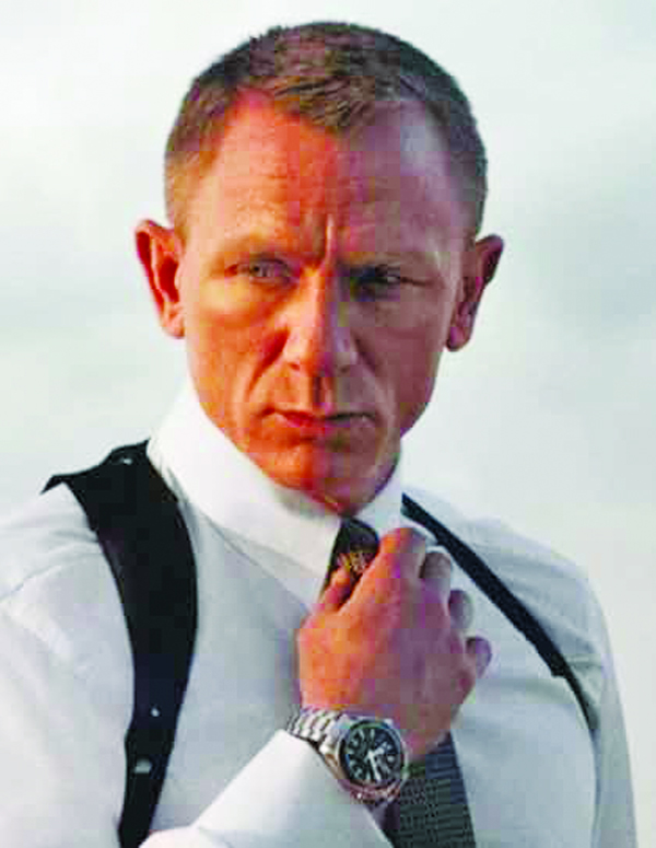 Daniel Craig's final James Bond film delayed again