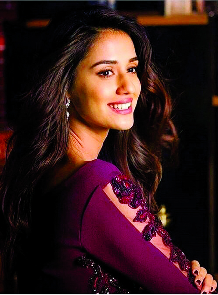 Disha Patani has a new admirer!