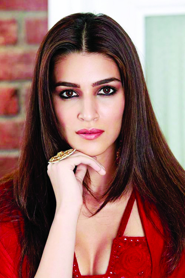Strong and confident female characters attract Kriti Sanon