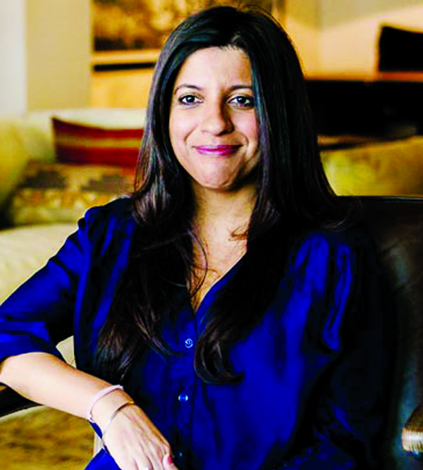 Zoya Akhtar: I love films populated with people