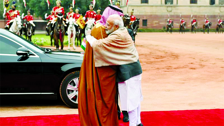 India, KSA sign investment accords as MBS meets Modi