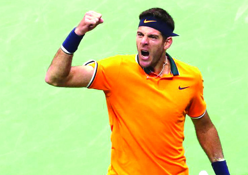 Del Potro reaches Delray Beach quarter-finals