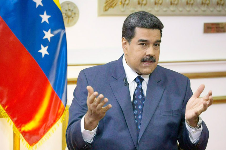 Maduro starts shutting borders to block humanitarian aid