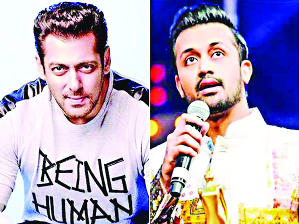 Salman replaces Atif Aslam after ban on Pakistani artists