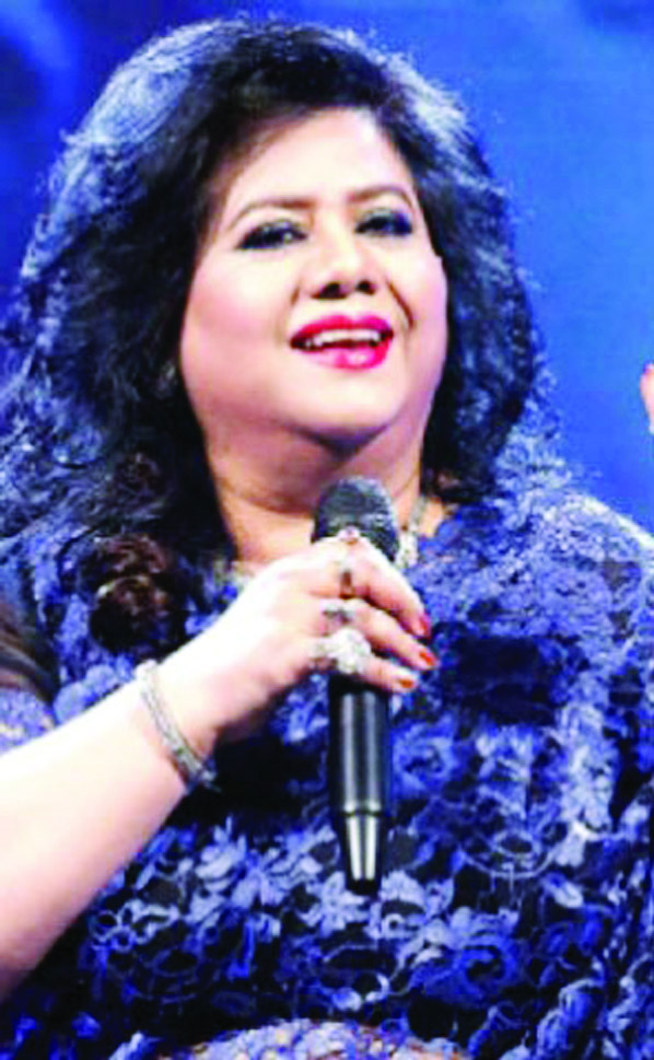 Runa Laila composes song