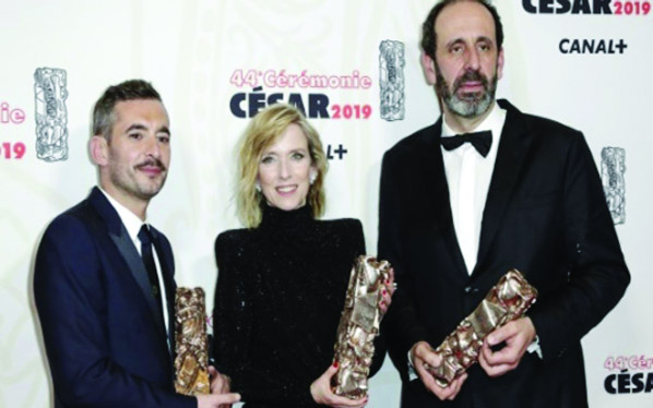 'Custody' wins big at French film awards