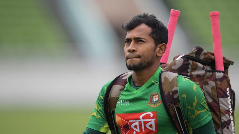Mushfiqur under injury cloud for New Zealand Tests