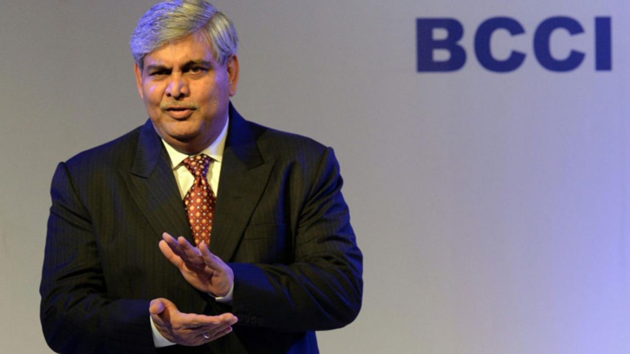 BCCI will be shown security plans to satisfy themselves: Shashank Manohar