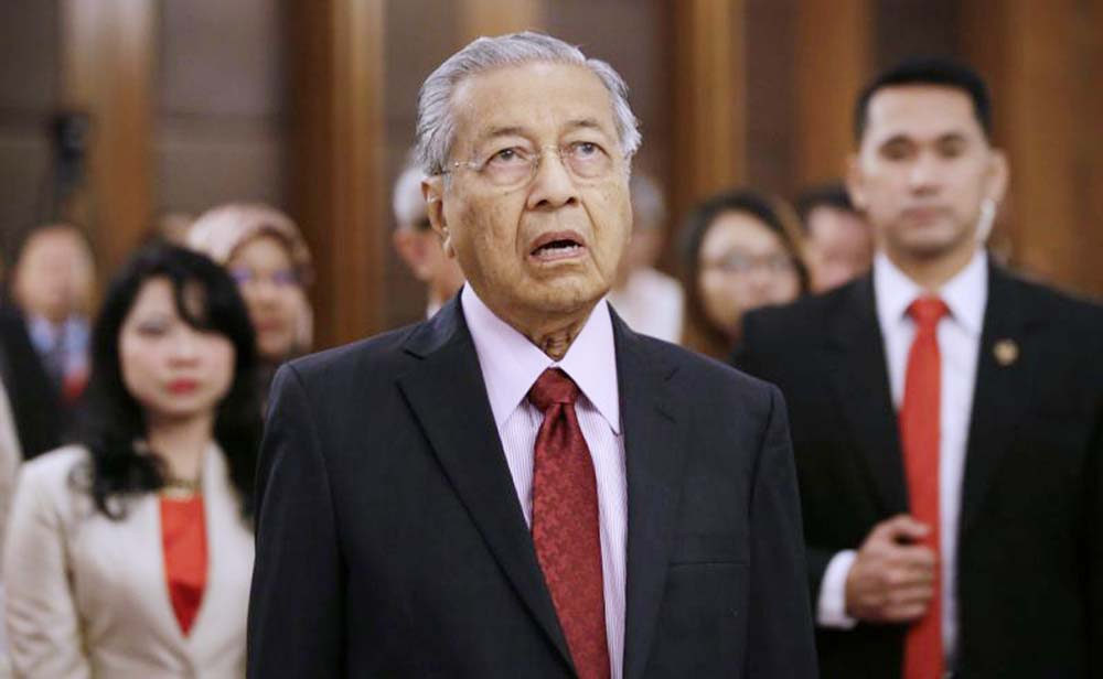 Malaysian PM warns Philippines against foreigner influx