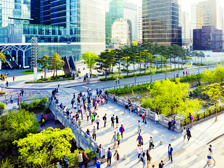 Urban parks boost happiness, lead to improvement in life satisfaction