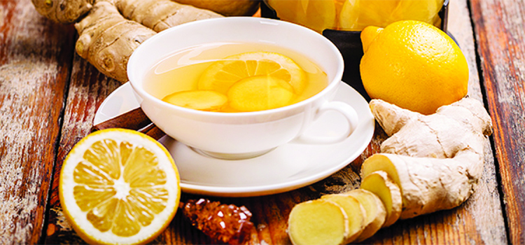From ginger to chamomile: Five types of herbal teas and their health benefits