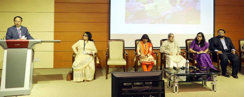 Int'l Women's Day observed  at NSU
