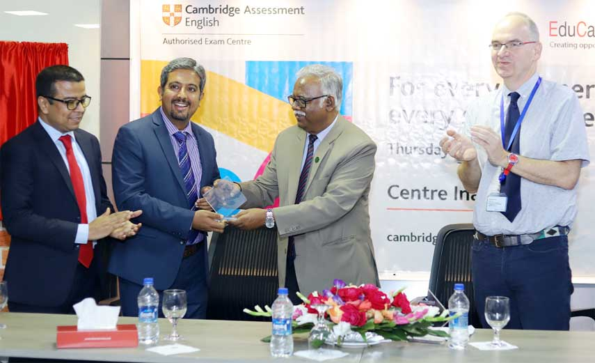 New Cambridge Assessment English Centre launched