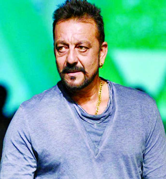 Sanjay Dutt wears 35kg armour for Panipat