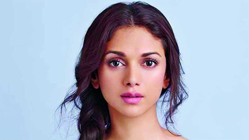 Aditi Rao Hydari gearing up for her third Telugu film?