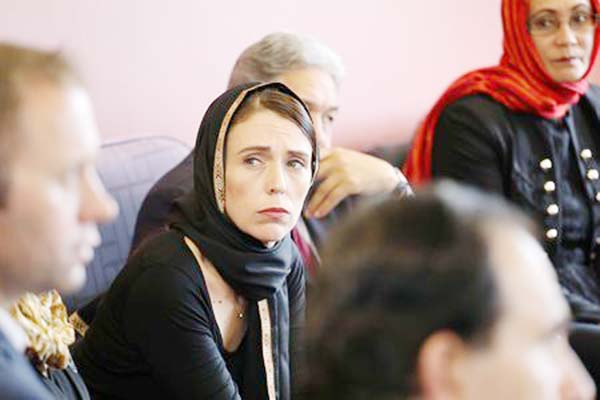 New gun laws to make New Zealand safer after mosque shootings, says PM Ardern