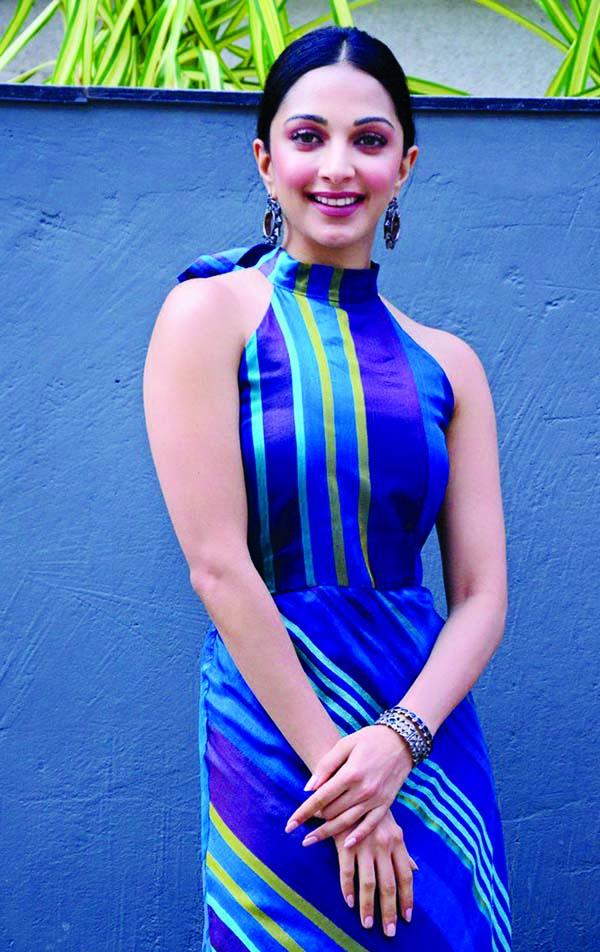Kiara Advani to star in Akhil's next