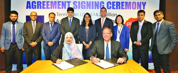 PRAN, ADB sign $14.2m loan for inclusive agribusiness in BD