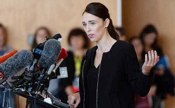 NZ bans sale of assault gun, semi-auto rifles