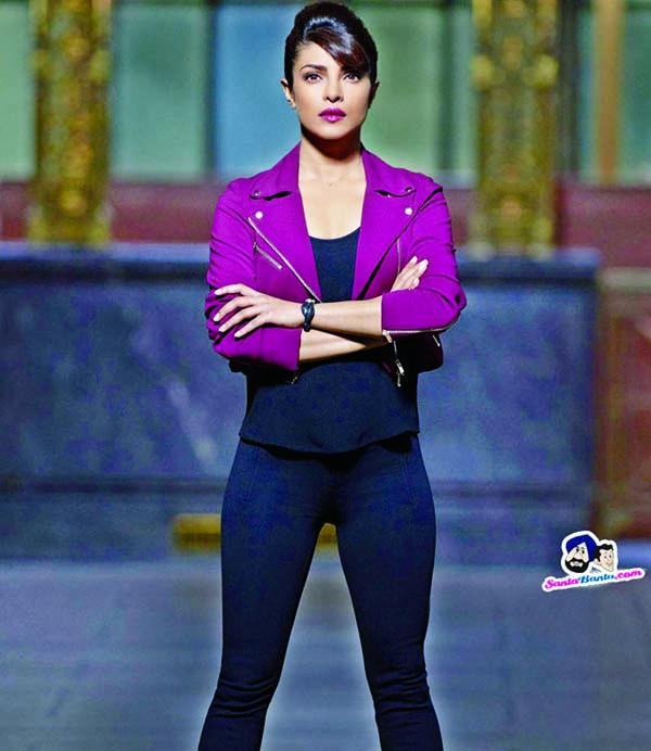 Priyanka Chopra in Sanjay Leela Bhansali's Gangubai?
