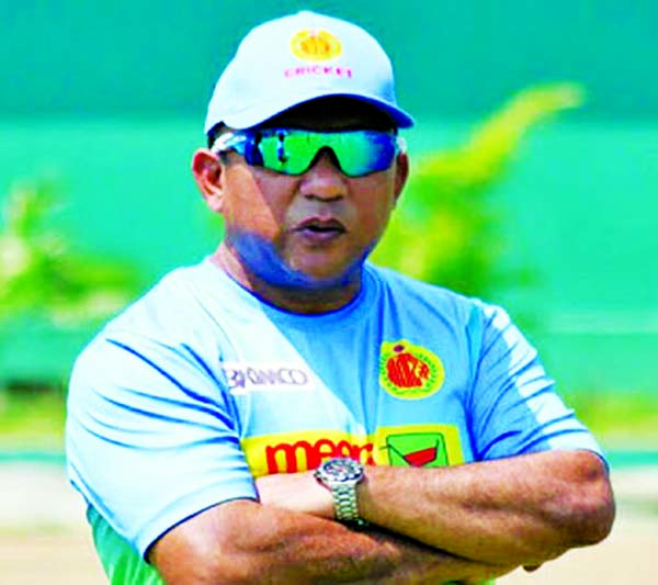 Mahmud optimistic about Abahani to be champion in DPL