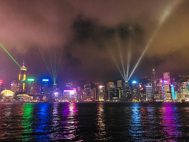 Enjoy the late night charms of Hong Kong