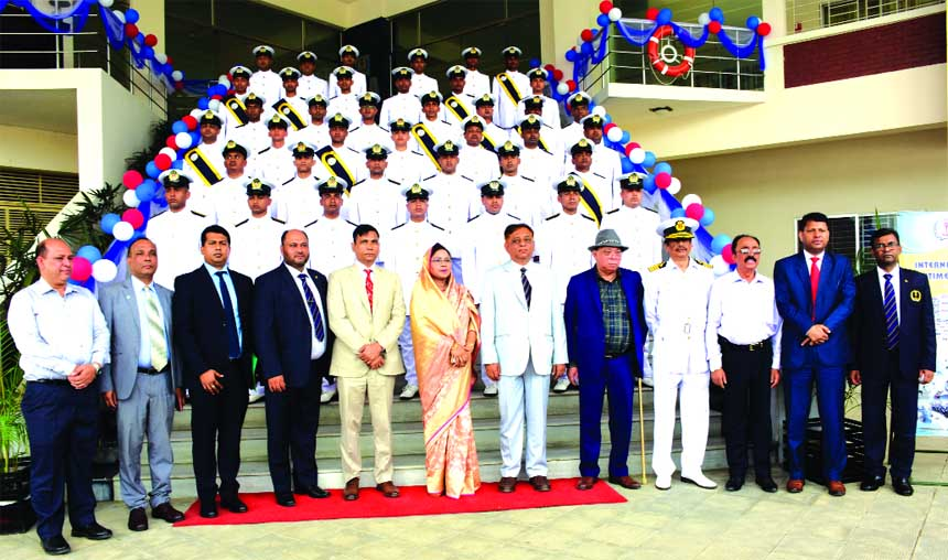Passing out ceremony of 8th batch cadets of IMA held