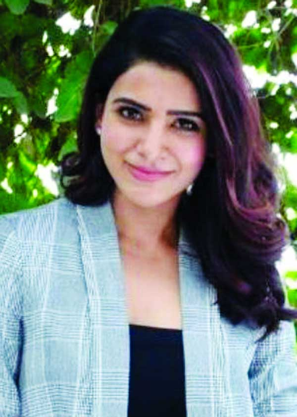 Samantha Akkineni shares a heartfelt note post wrapping Oh Baby