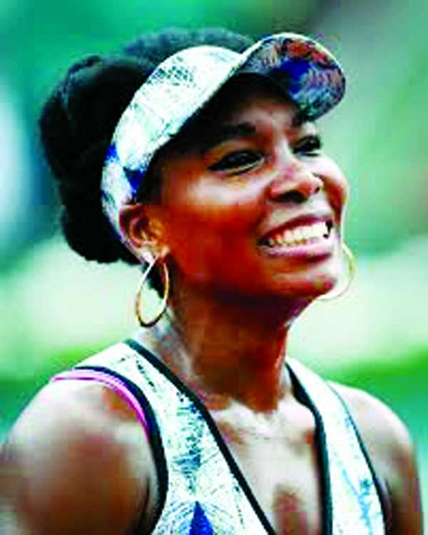 Venus Williams wins opening match at Miami Open