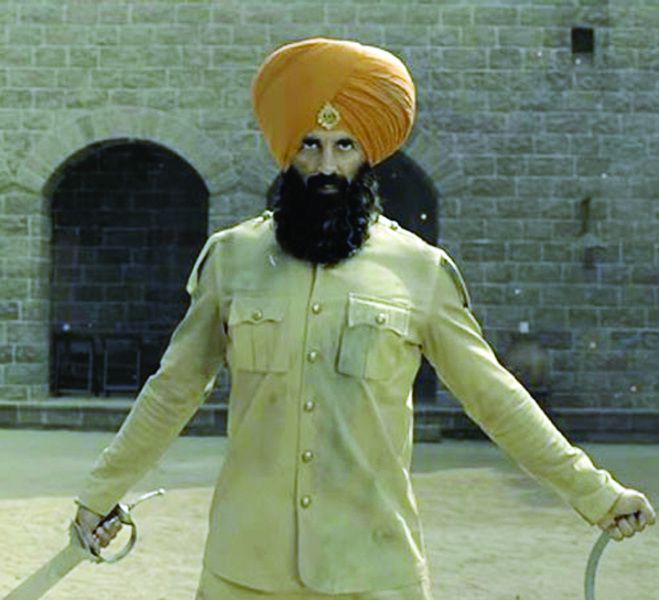 Kesari becomes the first film to cross 20 cr on opening day